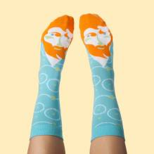 Socken Chatty Feet