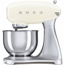 SMEG Food Processor SMF01CREU Design Line Style The 50° Years
