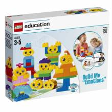 LEGO EDUCATION BauDich Emotionen