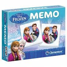 Clementoni Memory Lege- und Merkspiel - Die Eiskönigin