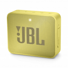 JBL Tragbarer Lautsprecher GO2 Lemonade Yellow