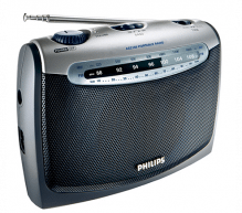 Radio portative Philips AE2160 AE2160
