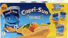 CAPRI SUN ORANGE VP 10x20cl