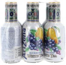 Arizona blueb.weißer Tee Haustier 6x50cl