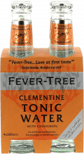 FIEBER T.CLEMENT.TONIC VP 4x20cl