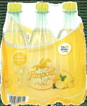 Rosport mat citron pet 6x50cl
