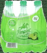 Rosport mat citron vert pet 6x50cl