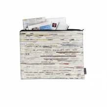 Folio Pouch Newsprint L (laptop size)