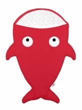 Hai-Babyschlafsack – Rot