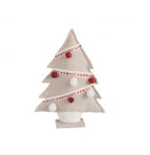 Weihnachtsbaum aus Stoff 38 cm