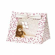 Kleines Spiel- und Puppen-Zelt – Fuchsia