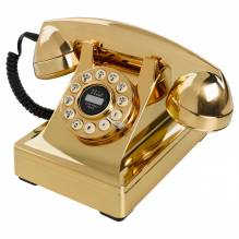 PHONE SERIES 302 BRUSHED GOLD
