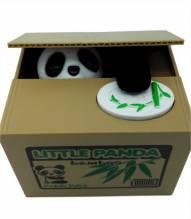 Automatische Panda-Spardose! Spaß und Vergnügen