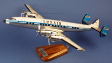 Lockheed L-1649A Starliner Luxair 1/72