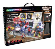 LASER PEGS - Rally Garage