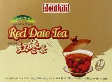 Gold Keli - Instantgetränk mit roten Datteln, Honig und Longane - 10 Beutel  250g
