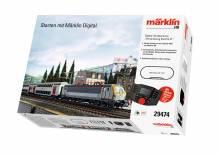H0 Märklin 29474 Digital Startpackung 'Belgischer Personenzug' Epoche VI (6) 1:87 für 230 V
