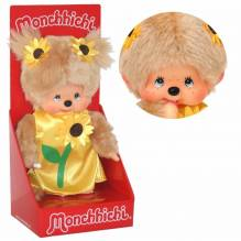 MONCHHICHI - Flower Girl Sunflower