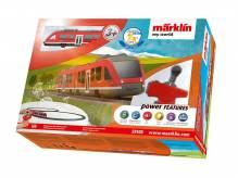 29100 Märklin my world Startpackung Nahverkehr 'LINT Regio DB' 1:87 Akkubetrieb 2* AA
