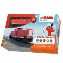 36101 Märklin my world Diesellokomotive mit Akku 'DB' mit Fernsteuerung 1:87 Akkubetrieb 2* AA