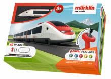 29335 Märklin my world Startpackung 'Schweizer Schnellzug SBB CFF FFS' 1:87 Akkubetrieb 2* AA