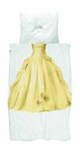 Bettbezug 140 x 200cm PRINCESS YELLOW