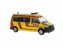 H0 Rietze 51895 VW T5 'Ambulance Luxemburg' 1:87 Eisenbahnzubehör Standmodell