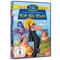 Ein Königreich für ein Lama Regie: Mark Dindal, Walt Disney Meisterwerke, Special Collection - USA 2000, FSK ab 0, DVD-Video, Dt/engl/türk, UT: Dt/eng