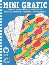 Dj05382: Coloriages animaux