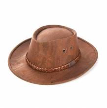 Chapeau « australian hat » en liège naturel