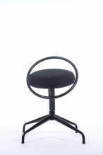 Ergonomischer dreidimensional beweglicher Büro Stuhl - fördert eine natürliche Körperhaltung - ActiveChair PRO Graphenium