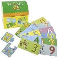 382951-8: Puzzle Animaux à compter