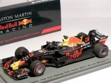 Red Bull Racing BR14 Daniel Ricciardo gewinnt GP von Monaco 2018