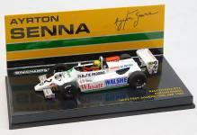 Ralt Toyota RT3 A.Senna 1. F3 Test 1982