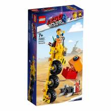 THE LEGO MOVIE 2 Emmets Dreirad!