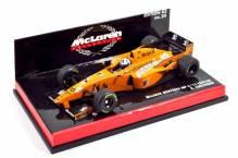 McLaren Mercedes MP4/12 Testwagen D. Coulthard