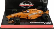 McLaren Mercedes MP4/12 Testwagen M.Häkkinen