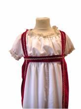 Kleid Joséphine mit Schleppe 6-9J