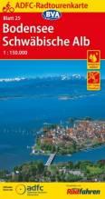 Karten, Stadtpläne und Atlanten BVA, bva-bike-media, ADFC-Radtourenkarte