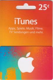 Geschenkgutscheine Apple
