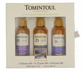 Schottischer Whisky Tomintoul