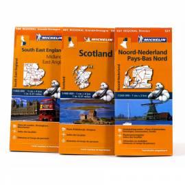 Bücher Michelin