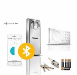Türschließer Hausalarmsysteme Sensoren für Sicherheitssysteme Somfy