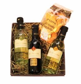 Backwaren Geschenke & Anlässe Rotwein Weißwein