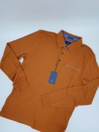 Langarm-Poloshirts Pierre Cardin