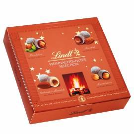Weihnachten Nüsse mit Schokoladenüberzug Lindt