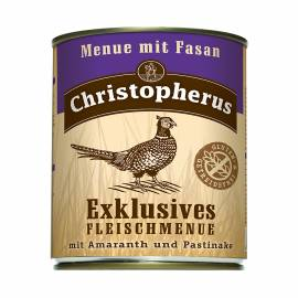 Nassfutter Christopherus