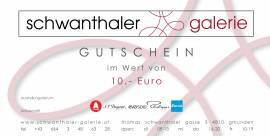 Geschenkgutscheine Schwanthaler Galerie
