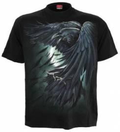 T-Shirts Spiral Gothic