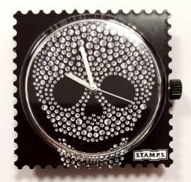 Fasching Geburtstag Anti-Stress Muttertag Armbanduhren & Taschenuhren STAMPS